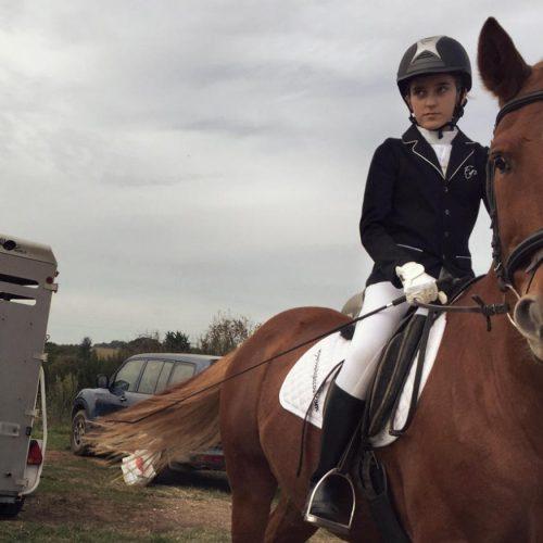 Clases de equitacion Camprodon